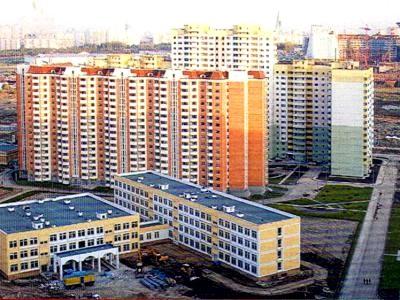 В 2011 году в Киеве планируется постройка 1,4 миллиона жилых кв. метров