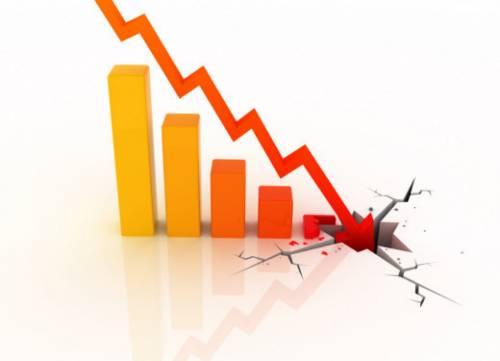 Торги на украинском фондовом рынке проходят в красной зоне