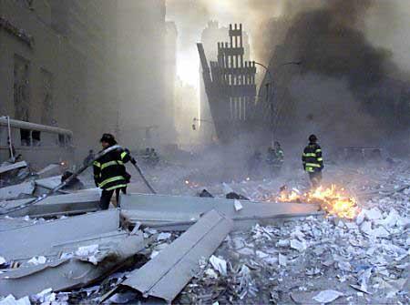 Прошло десятилетие с момента теракта в США