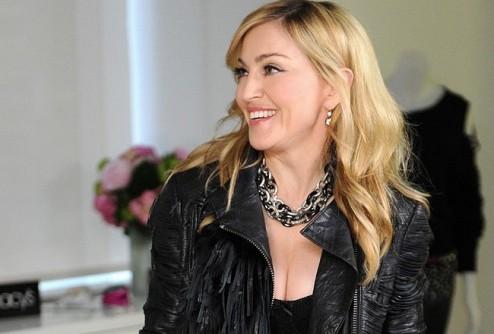 Певица Мадонна анонсировала новый альбом