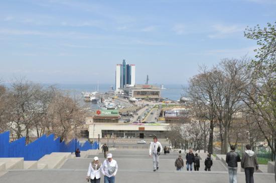 На Евро 2012 датчане будут проживать в Одессе