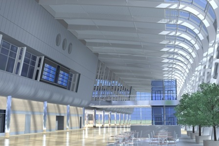 Завершена модернизация варшавского аэропорта Шопена