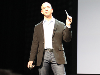 Kindle Fire первыми в мире будут поставлять планшеты по заниженной цене - 199$