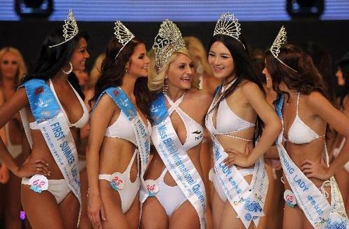 В Циндиао пройдет очередной конкурс красоты