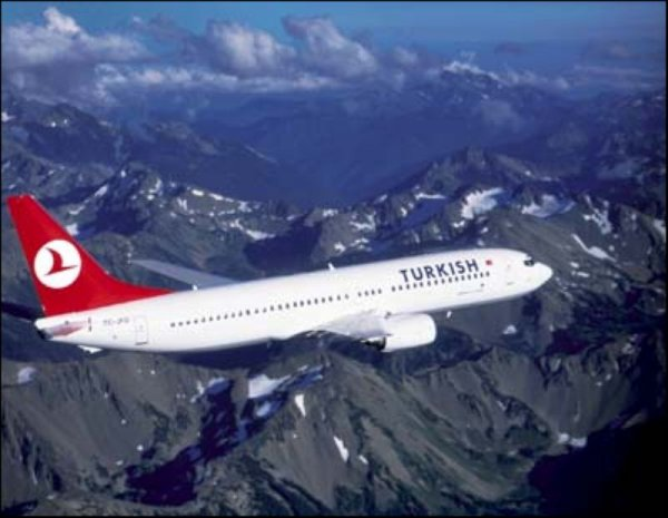 Турецкий авиаперевозчик Turkish Airlines терпит убытки по причине возросшей стоимости лизинга самолетов
