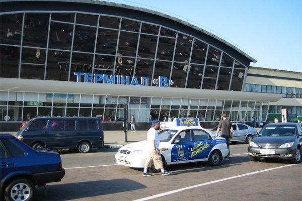 В первый день осени аэропорт Борисполь примет первые внутренние авиарейсы