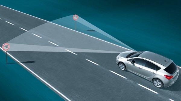 Opel Eye уже работает и на украинских дорогах