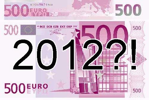 Евро ждет плохой конец - эксперт