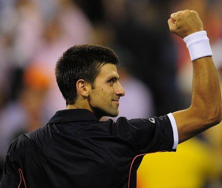 Новак Джокович победитель US Open-2011