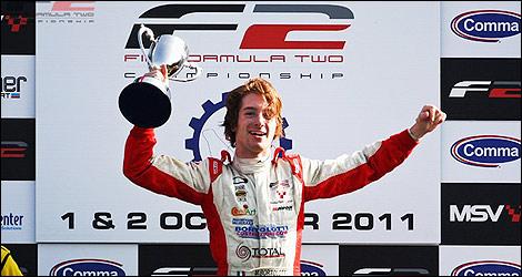 Мирко Бортолотти – чемпион Формулы-2
