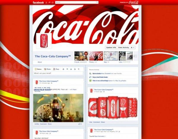 Как будут выглядеть страницы компаний на Facebook в новом интерфейсе?