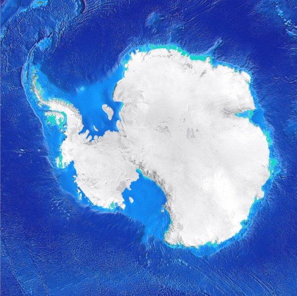 В мире льда становится все меньше