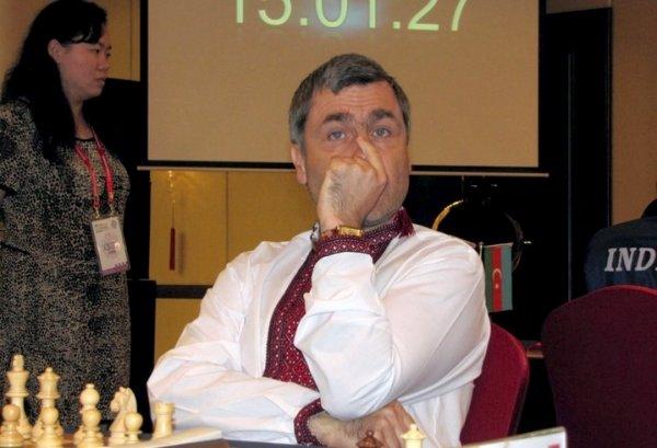 В финале турнира Большого Шлема Иванчук впервые проиграл