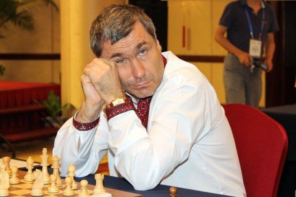 На знаменитого украинского шахматиста напал вооруженный грабитель